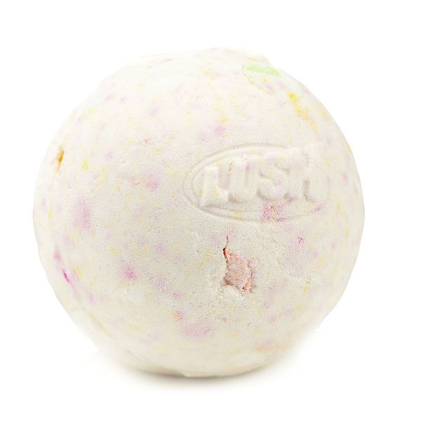 Dragon's Egg Bath Bomb | Drop one of these into the bath for a serious wake-up on groggy mornings or before an evening out.