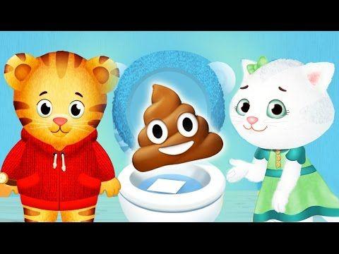 Potty Training Cartoons : Daniel Tiger : PBS Kids : Top Best ...