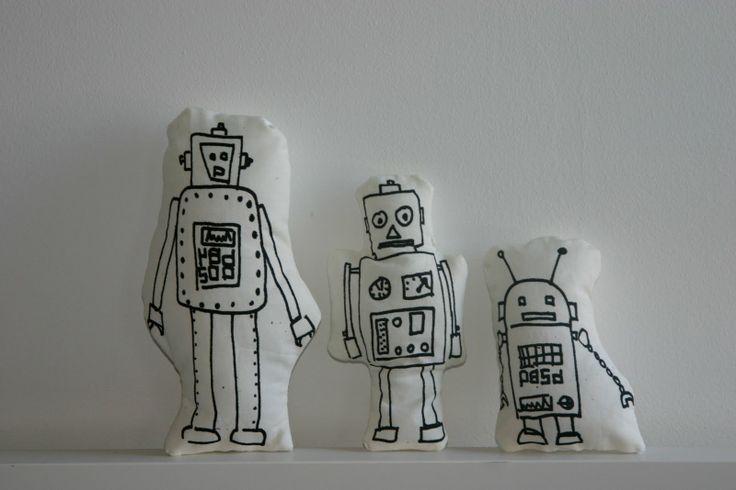robots knutselen - Google zoeken
