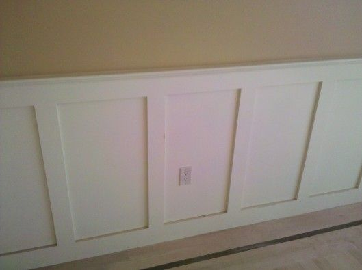 Photos Of Craftsman Style Wainscot Moldings Wainscoting