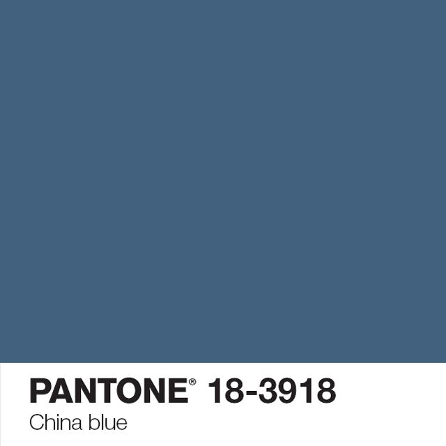 Peinture murs et boiseries China Blue Satin 2L - CASTORAMA
