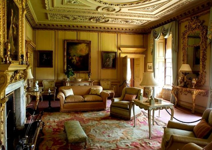 17 best images about wimpole hall on pinterest portrait for Sitting hall design