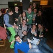 More pub crawl antics!