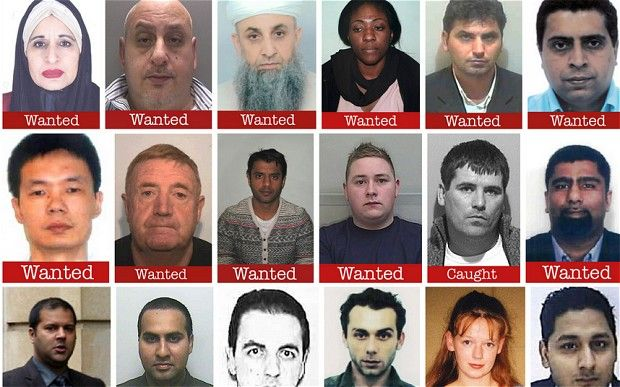 Last year HMRC described 20 most wanted tax dodgers on news channels and news sites. HMRC also admitted that they caught only one person and other fugitives are too far to them. HMRC adds 10 more names in this list but they already failed to catch fugitives.
