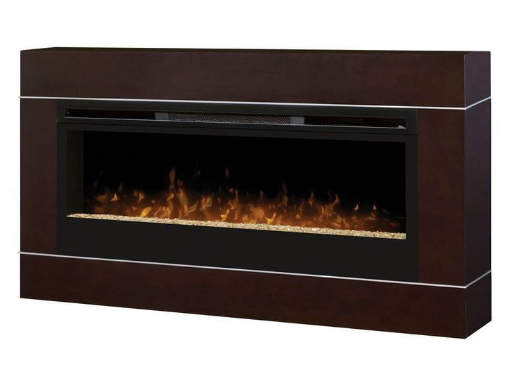 Dimplex Cohesion Wall Mount Electric Fireplace - BLF50-DT1103BW