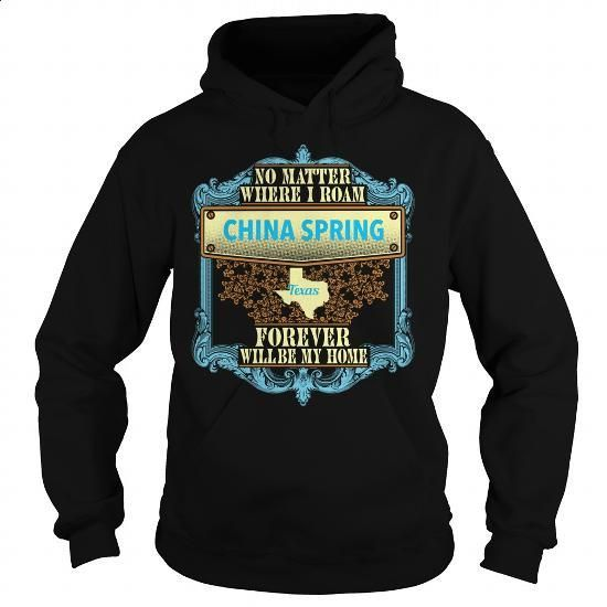 China Spring in Texas - #short sleeve shirts #designer hoodies. ORDER HERE => https://www.sunfrog.com/States/China-Spring-in-Texas-Black-Hoodie.html?60505