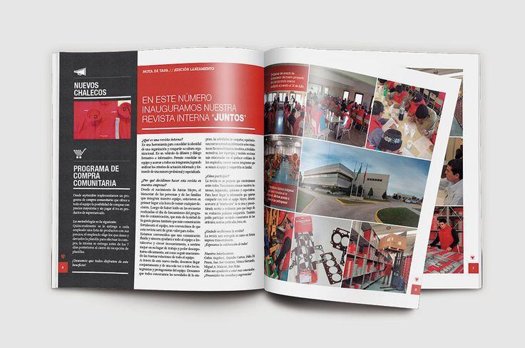 Revista interna   Meyro