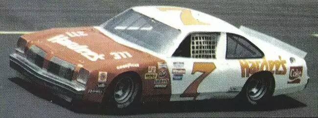 Alan Kulwicki 1984