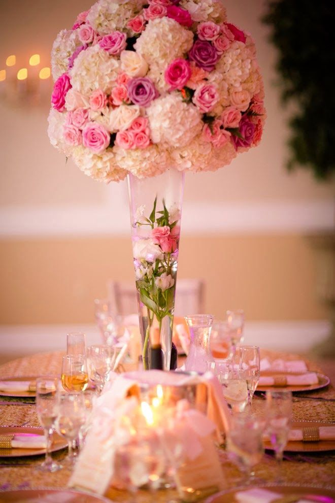 Best high centerpieces images on pinterest flower