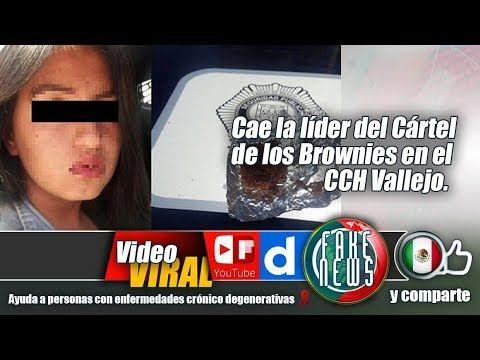 Cae la líder del Cártel de los Brownies en el CCH Vallejo.