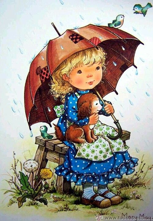 umbrellas.quenalbertini: Mary May Art
