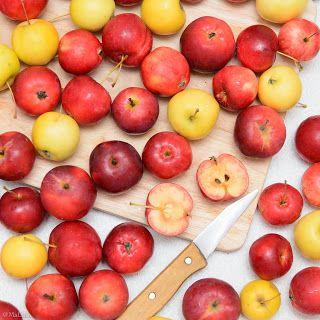 Интуитивная кухня: Сушеные яблоки