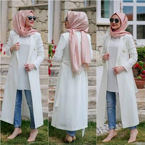 long-white-coat-cute-hijab