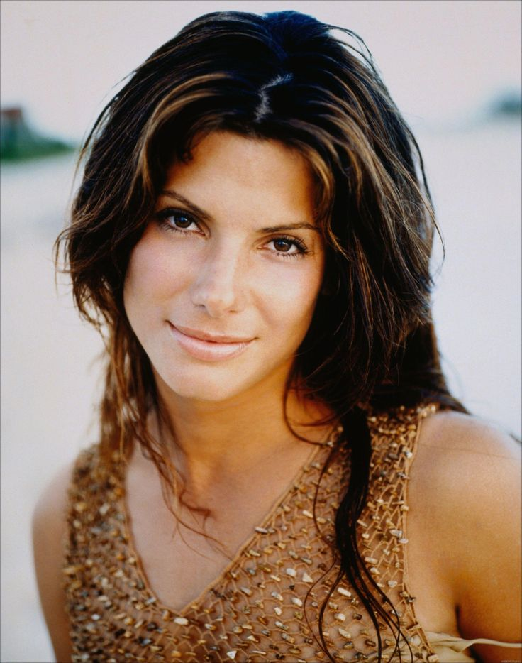 Funny, beautiful and talented Sandra Bullock.