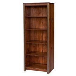 Forge Tall Bookcase is designed with modern outlooks and create the highest quality furniture. http://solidwoodfurniture.co/product-details-pine-furnitures-5346-forge-tall-bookcase.html