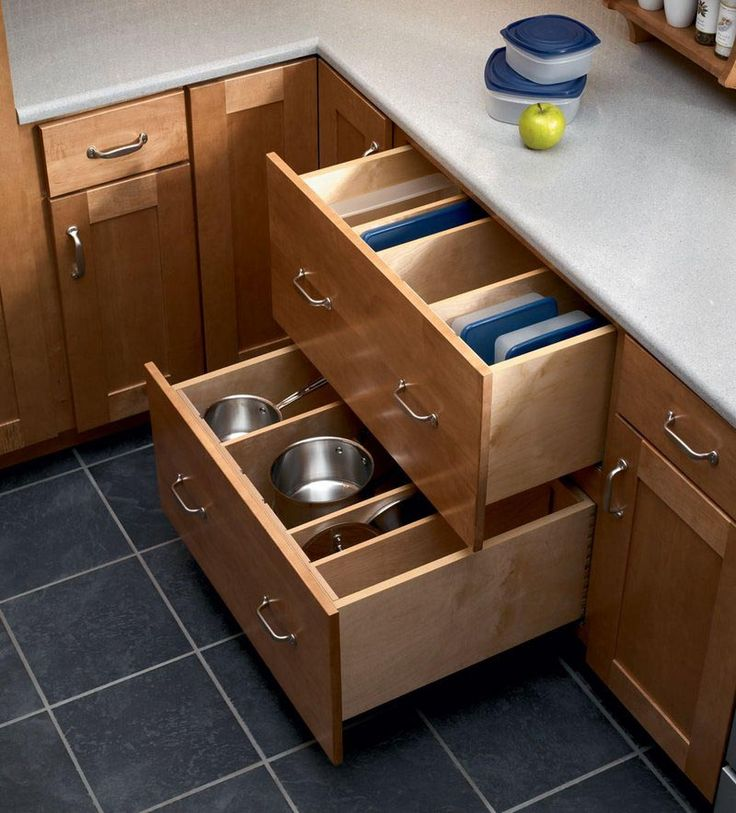 13 Best Images About Pots And Pans Storage On Pinterest