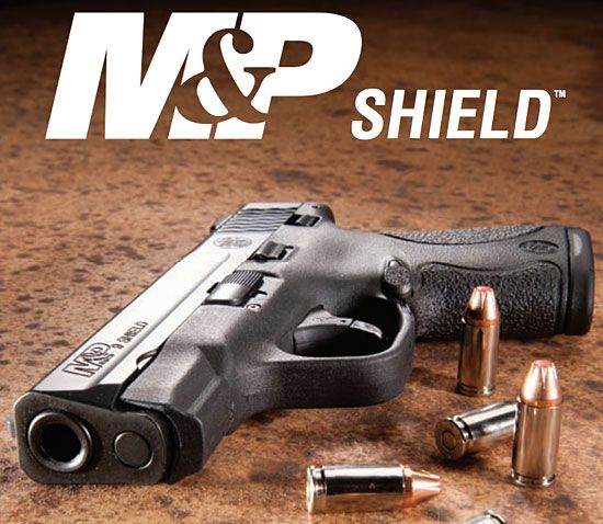 M&P SHIELD in 9mm & 40