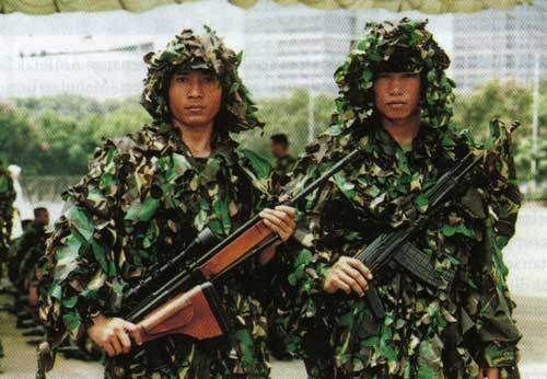 Militer Indonesia: Galil Galatz Sniper: Senapan Penembak Runduk ...