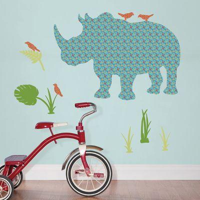 Djur (väggdekaler) - Poster på AllPosters.se