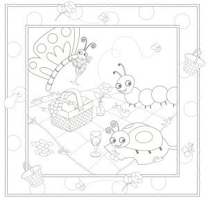 Free Summer Printable  http://www.parentinghub.co.za/2013/09/21/free-colouring-printable/