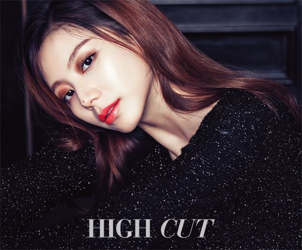 Park Soo Jin - High Cut Korea Vol. 184