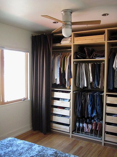 Organized Closet Space Organize Pinterest Organizing