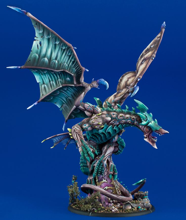Legion of Everblight ArchAngel MAybug 1