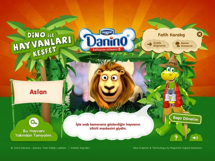 Danino Discover Animals  http://www.danino.com.tr/hayvanlarikesfet