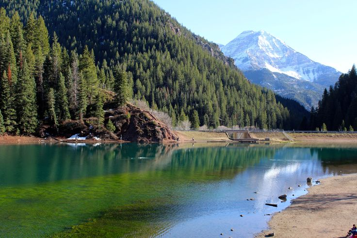 Tibble Fork Reservoir is the pristine, alpine lake no one in Utah is telling you about! But we will...