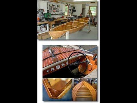 Wood Boat Plans