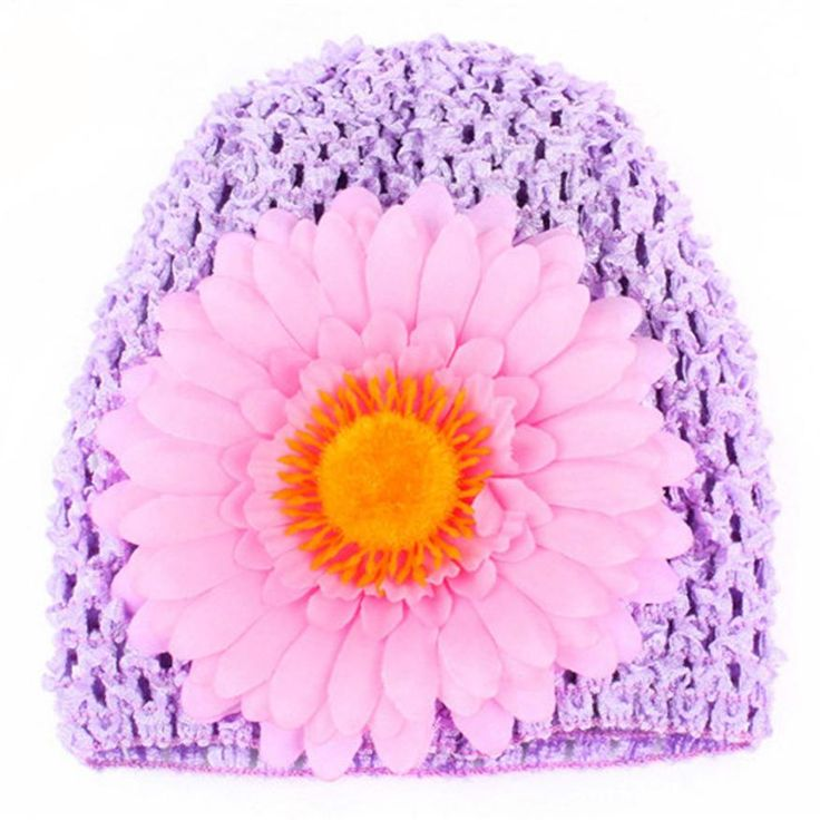 >> Click to Buy << Toddlers Girl Hat Infant Baby Girl Hats Big Flower Chrysanthemum Hollow Out Baby Hat Headwear Bonnet Enfant A01 #Affiliate