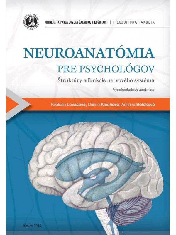 Neuroanatómia pre psychológov