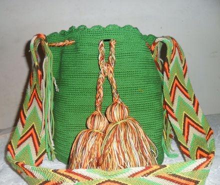 Artesaniascolombianas , mochilas, bolsos.