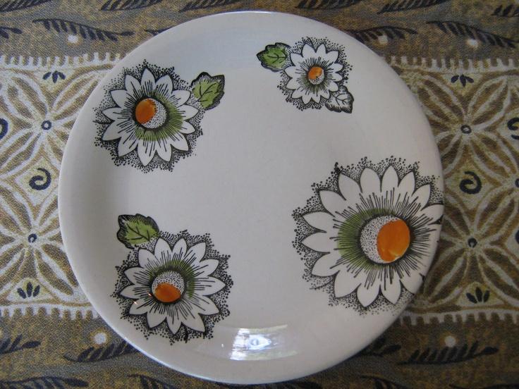 Kathie Winkle plate