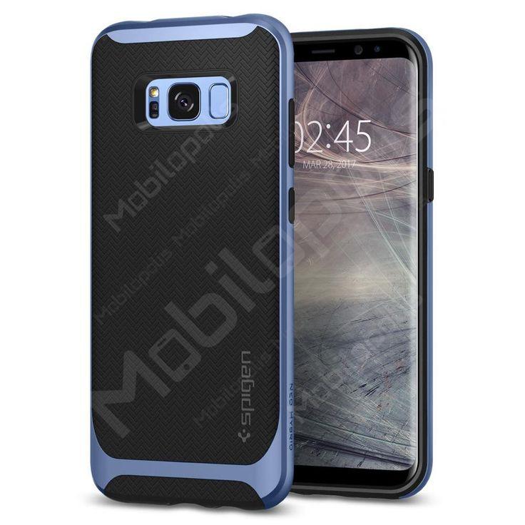 Kryt na Samsung Galaxy S8 Spigen Neo Hybrid černo modrý | Mobilopolis.cz