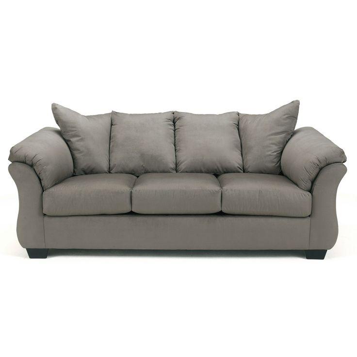 Signature Design by Ashley Furniture Bailey Sofa - Cobblestone