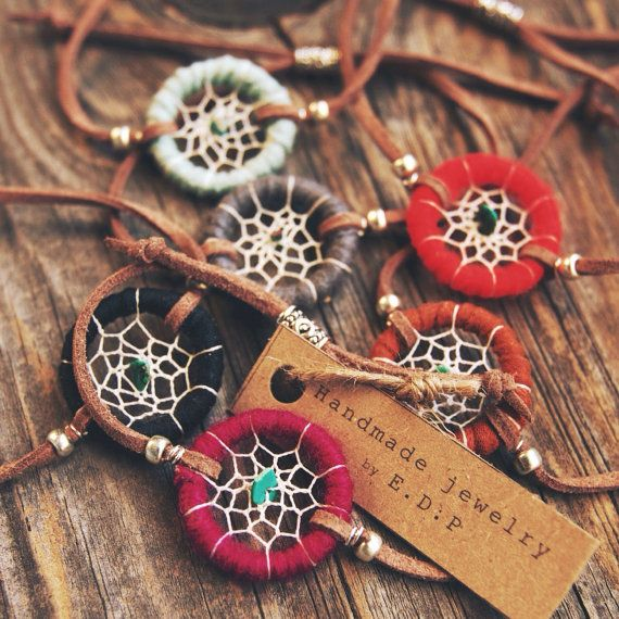 DCB-05, Free U.S. Shipping eco-friendly baby dreamcatcher bracelet