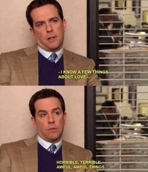 20 Signs You're Andy Bernard From