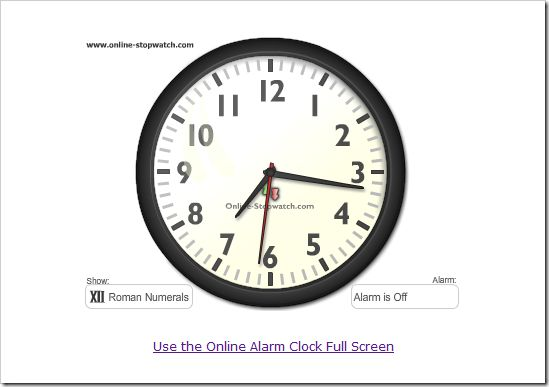 Some really cool alarm clock websites. #alarm #productivity #internet