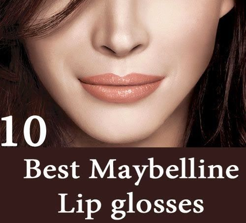 #Beauty : Top 10 Maybelline Lip Glosses