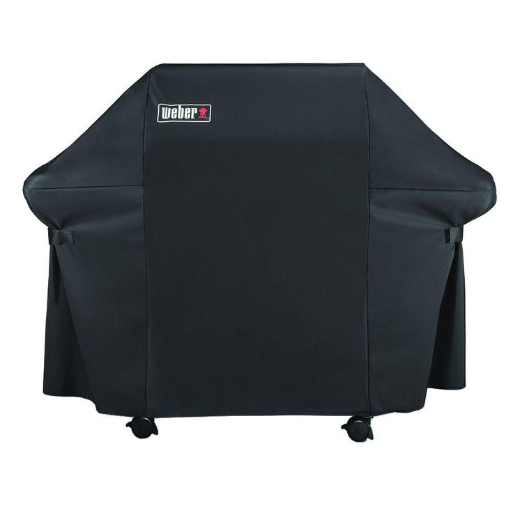Weber Grill Cover with Storage Bag for Genesis Gas Grills - $69.99