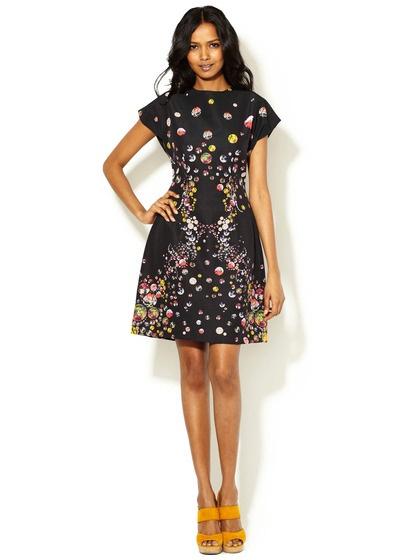 Hour Glass Molded Dress by Cynthia Rowley on Gilt.com