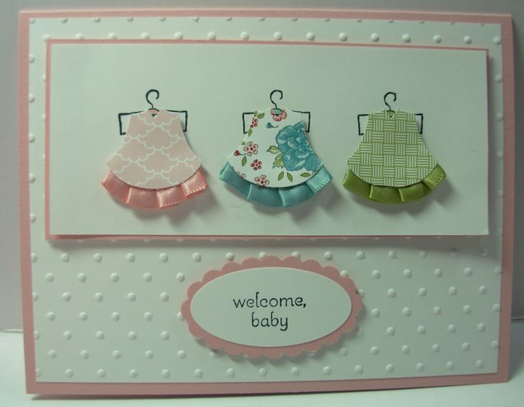 Owl Punch Card Ideas | we were all blown away by this adorable baby card