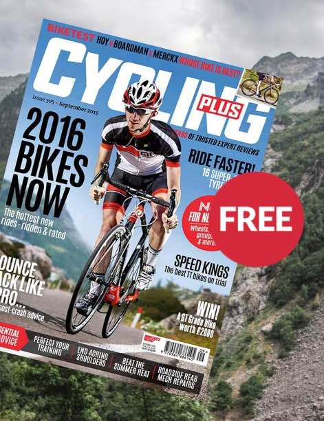 Free Issue of Cycling Plus Magazine - http://www.grabfreestuff.co.uk/free-issue-cycling-plus-magazine/