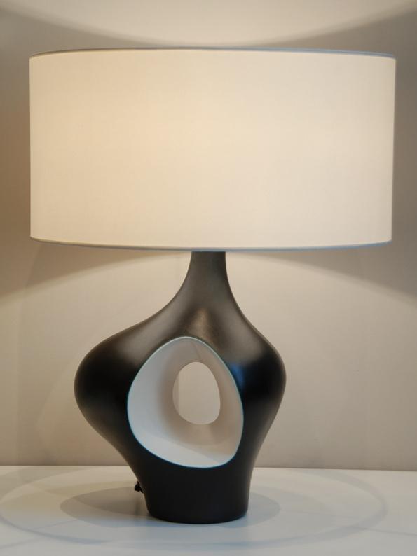 Pol Chambost (1906-1983)  Description : Lampe n° 1087....K