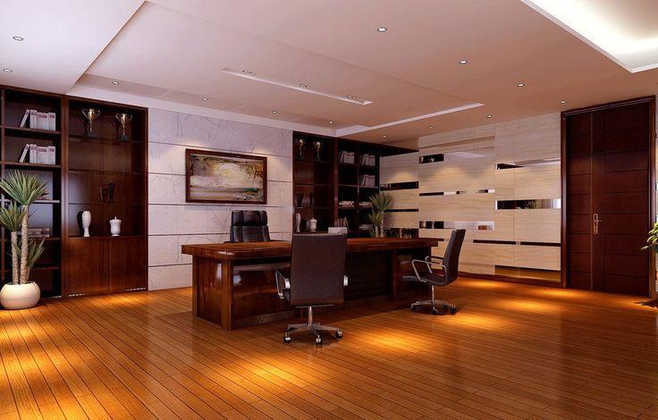 Ceo Office Design: Modern Ceo Office Interior Design