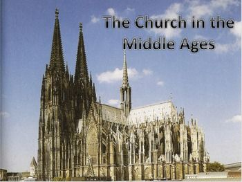During the Early and High Middle Ages the Church was the most powerful…