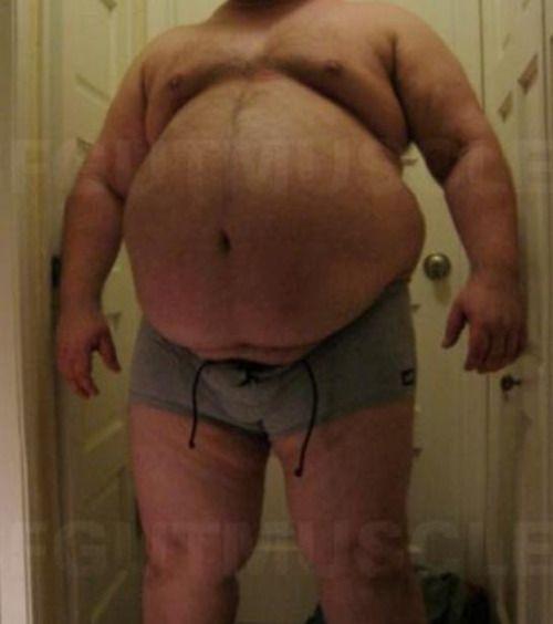 Hurt fat Guys Bears Big man