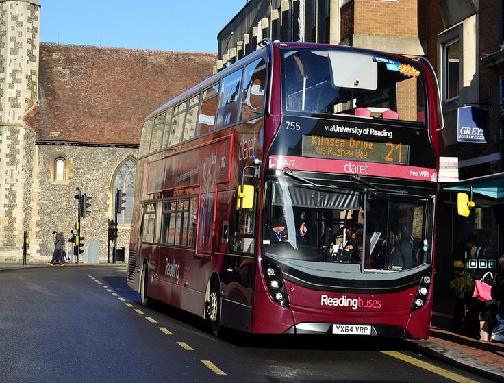 Reading Buses Berkshire UK