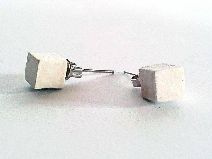 Now selling: Laser cut,wood,White Stud Earrings,White Studs,Matte White Earrings,White Posts,Mens Earrings,Mens Studs,Earrings for Men,Matte White Studs https://www.etsy.com/listing/253421901/laser-cutwoodwhite-stud-earringswhite?utm_campaign=crowdfire&utm_content=crowdfire&utm_medium=social&utm_source=pinterest